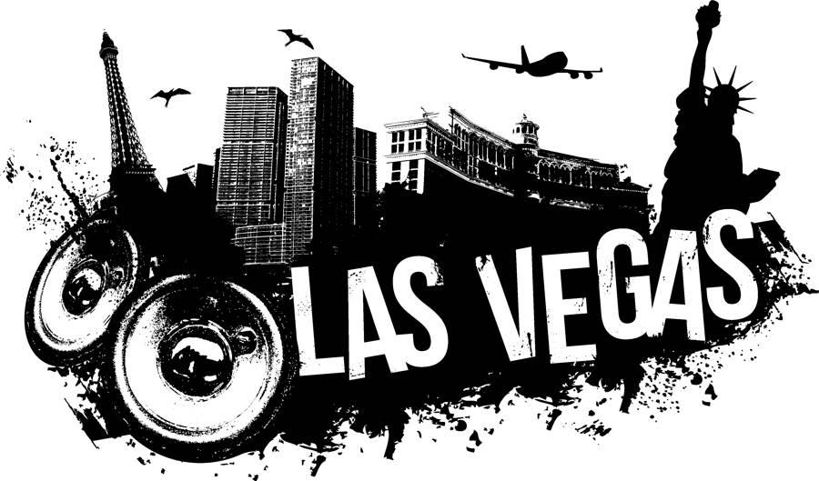 6 pop-låter om Las Vegas