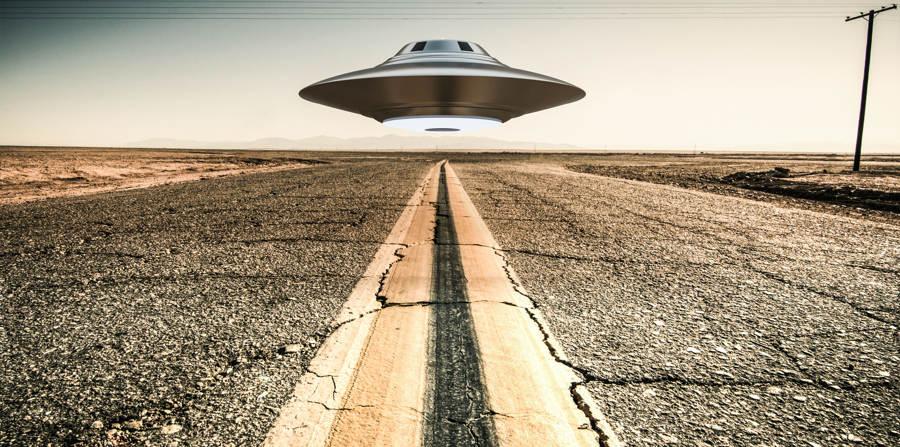 Om konspirasjonsteorier og ikke-jordiske vesen