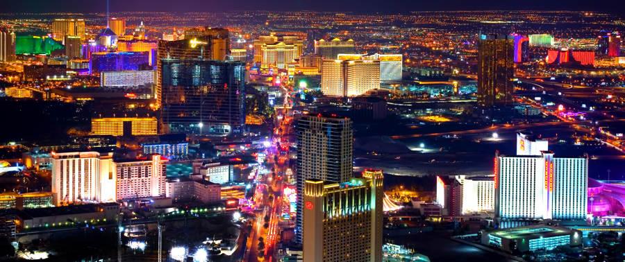 Hvilket hotell skal man velge på The Strip?