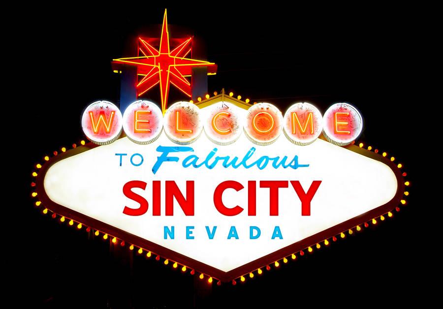 Hvorfor er Las Vegas Sin City?
