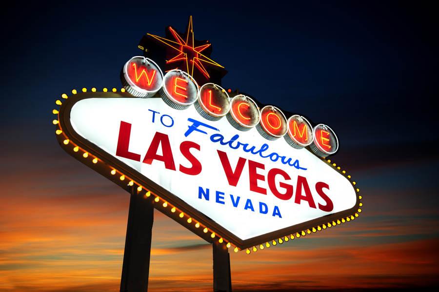 Las Vegas | Seks spektakulære ting