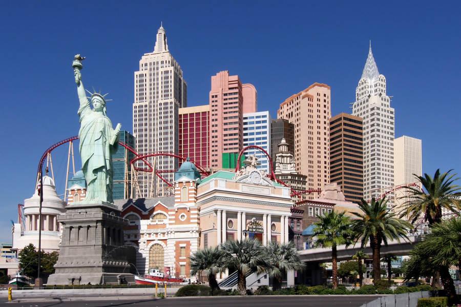 8 ting du ikke visste om Las Vegas