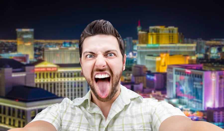 Las Vegas – et behavioristisk eksperiment