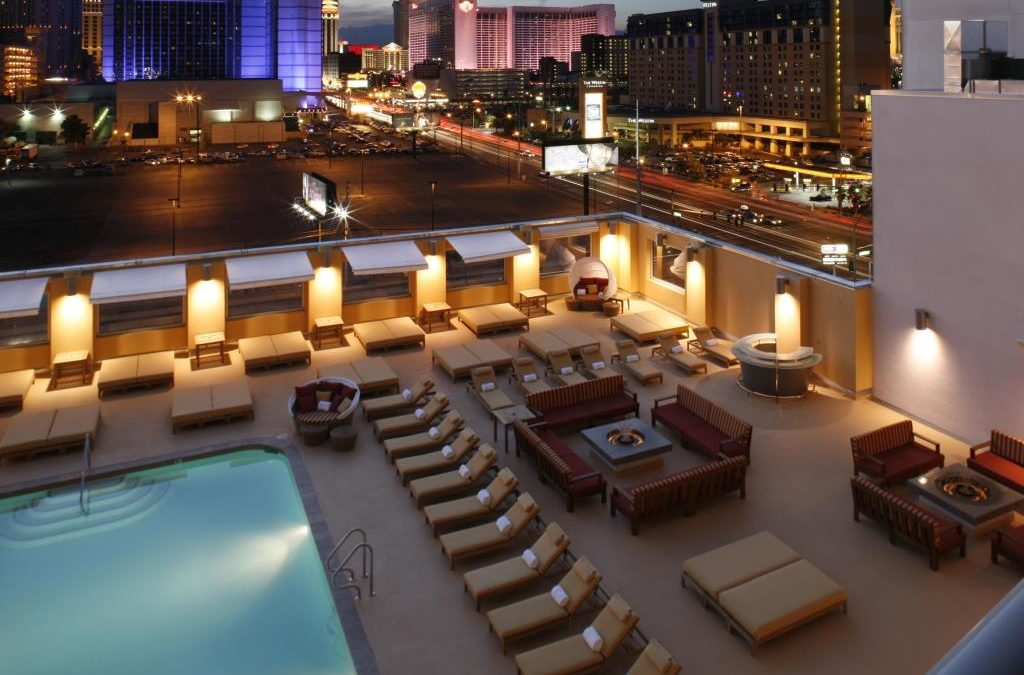 Las Vegas – en by i konstant endring
